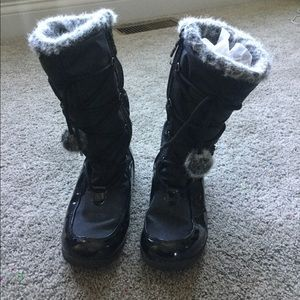 Totes Size 4 Winter Boot